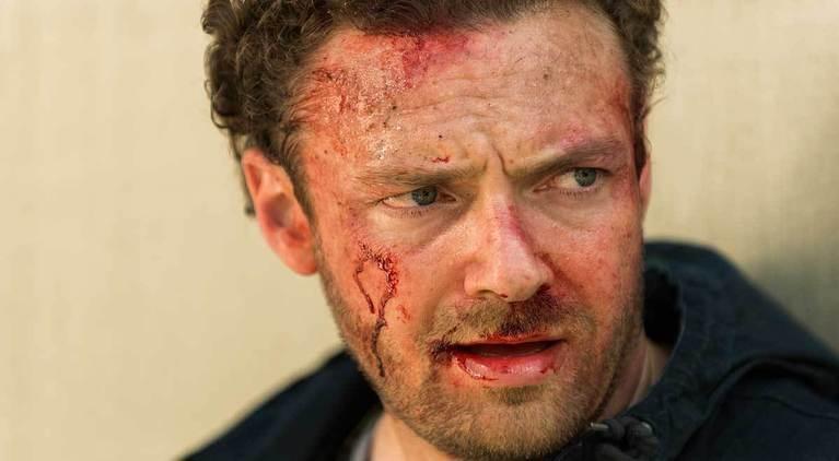 The Walking Dead Aaron