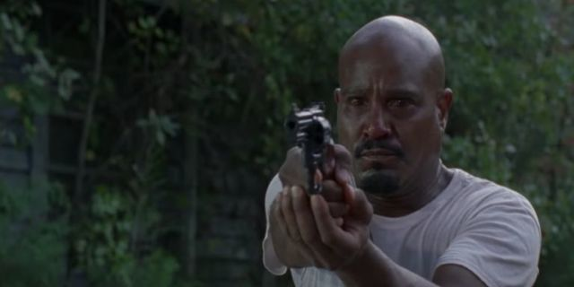 The Walking Dead Father Gabriel 811