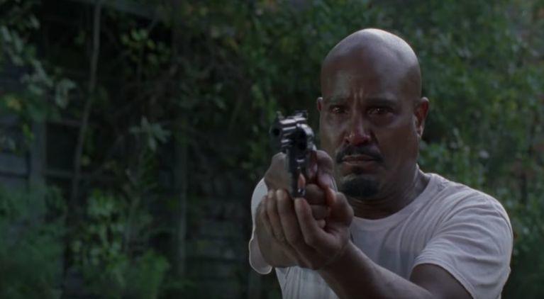 The Walking Dead Father Gabriel 811