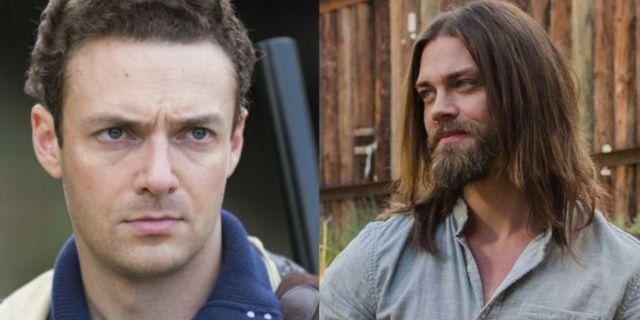 The Walking Dead Jesus Aaron