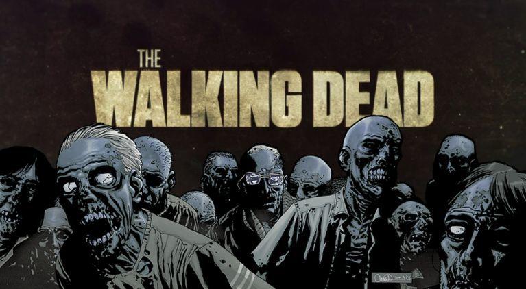 The Walking Dead zombies comicbookcom