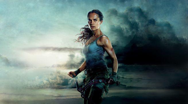Tomb Raider 2 Movie Alicia Vikander