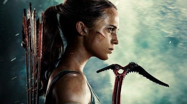 Tomb Raider Movie Reviews (2018)