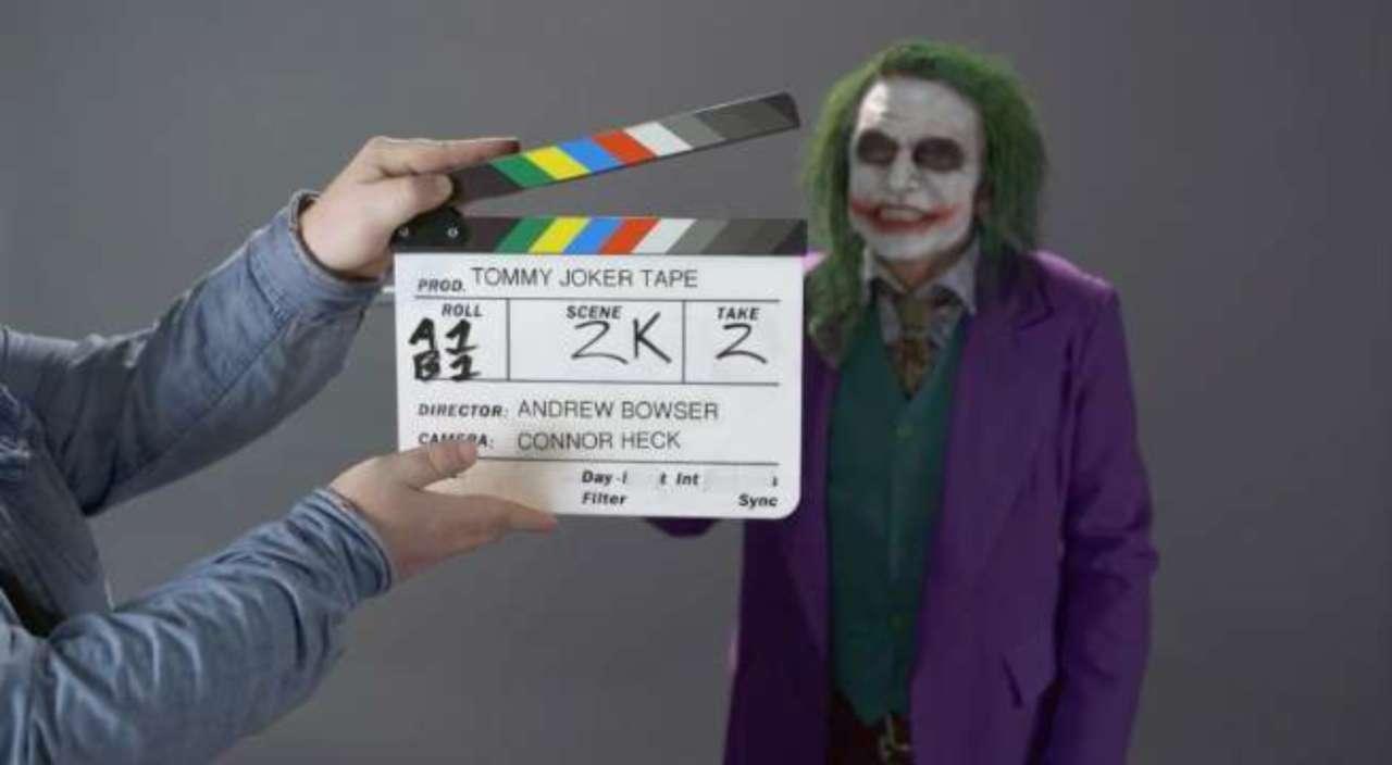 fde98e570 Tommy Wiseau Releases Joker Audition Tape