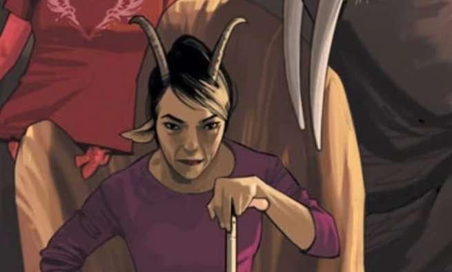 Top 10 Saga Characters - Klara