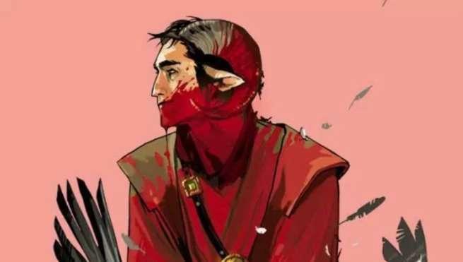 Top 10 Saga Characters - Marko