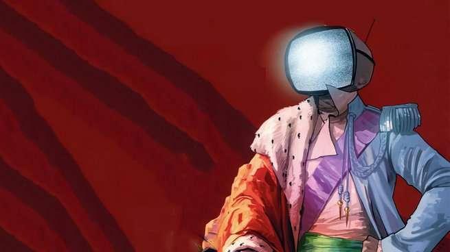 Top 10 Saga Characters - Prince Robot IV