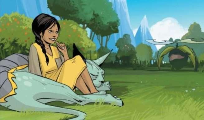 Top 10 Saga Characters - Sophie