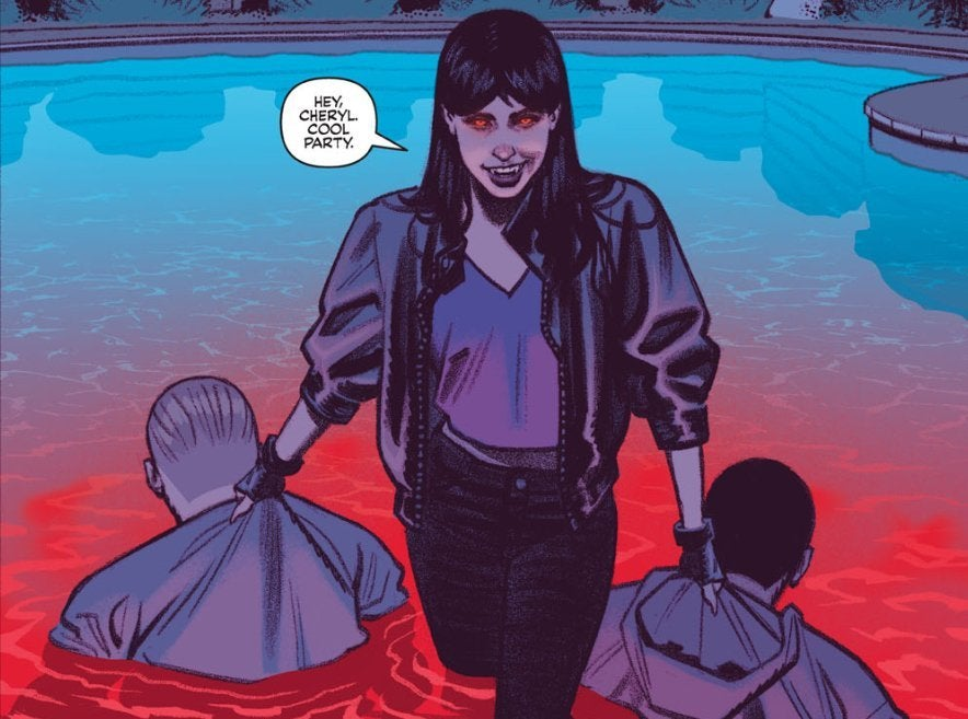 vampironica archie horror issue 1 review