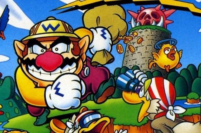 Wario Nintendo