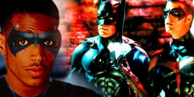 Why Marlon Wayans Cut Batman Forever Robin