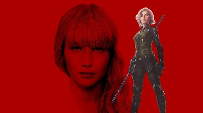 Will Red Sparrow Affect Marvel's Black Widow Movie