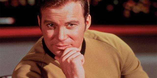 William Shatner Celebrates Star Trek's 53rd Anniversary