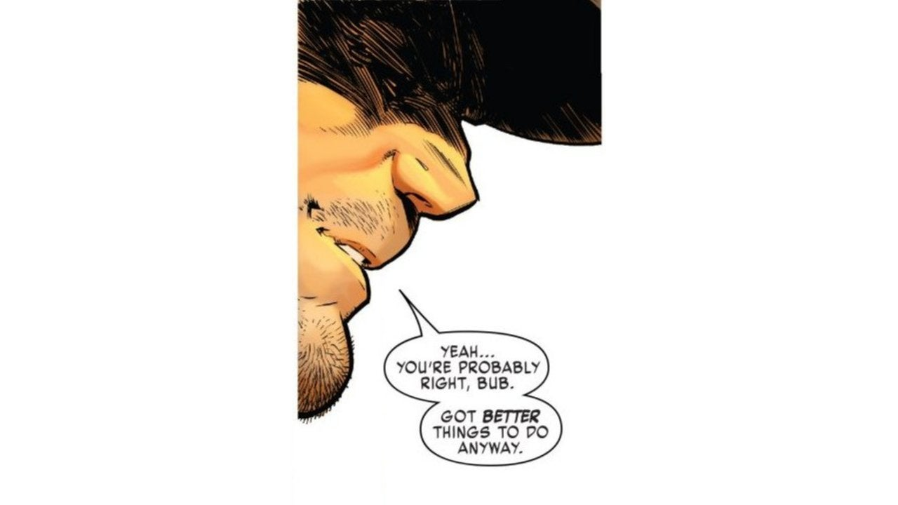 Wolverine post-credits scene