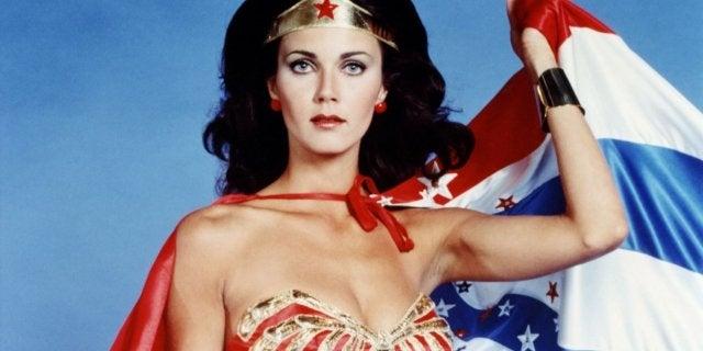 Original Wonder Woman Lynda Carter Might Return for Crisis on Infinite Earths