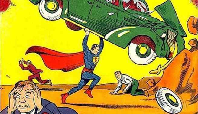 10 Greatest Action Comics Stories - Action Comics #1