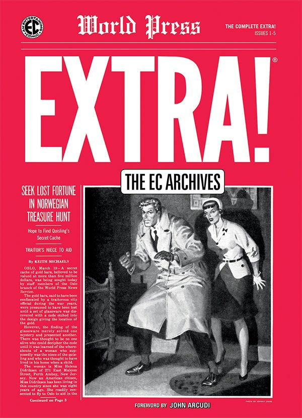 The EC Archives: Extra!