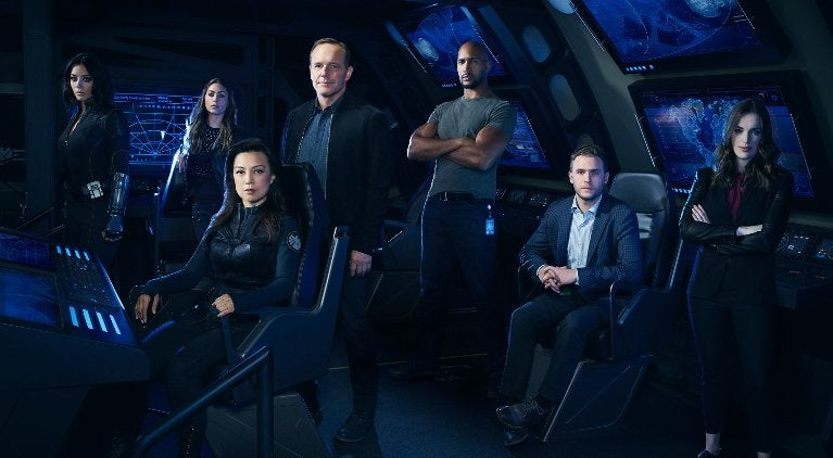 agents of shield love