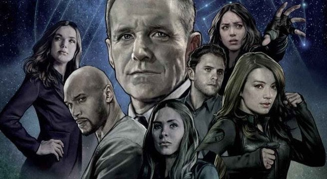 Agents of SHield series 5 Ending Series Finale