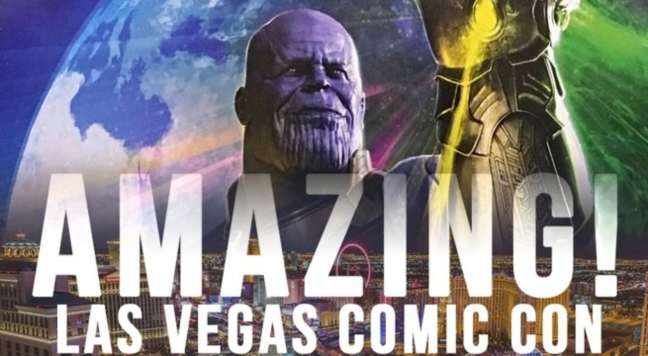 Amazing Comic Conventions Announces Las Vegas And New Hawaii