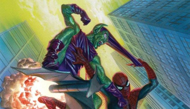 Amazing Spider-Man #798 Review - Cover