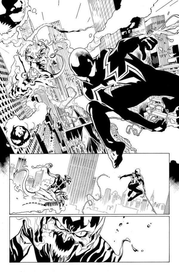 Amazing Spider-Man 800 Black Suit
