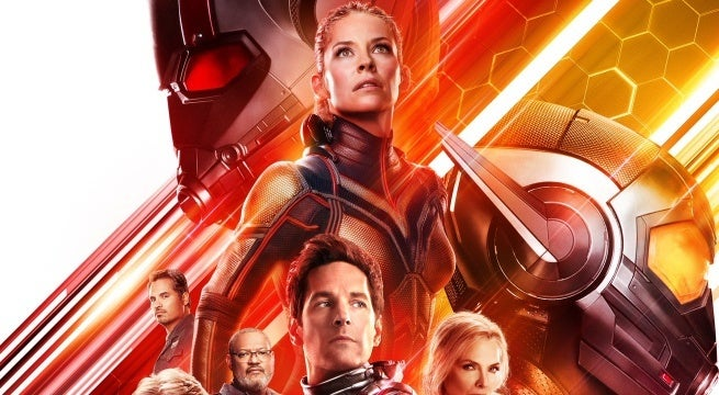ant man and the wasp new trailer