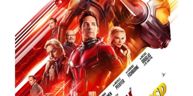 New 'Ant-Man and The Wasp' Poster Released