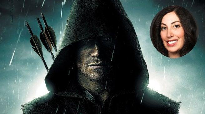 Arrow Season 7 Beth Schwartz