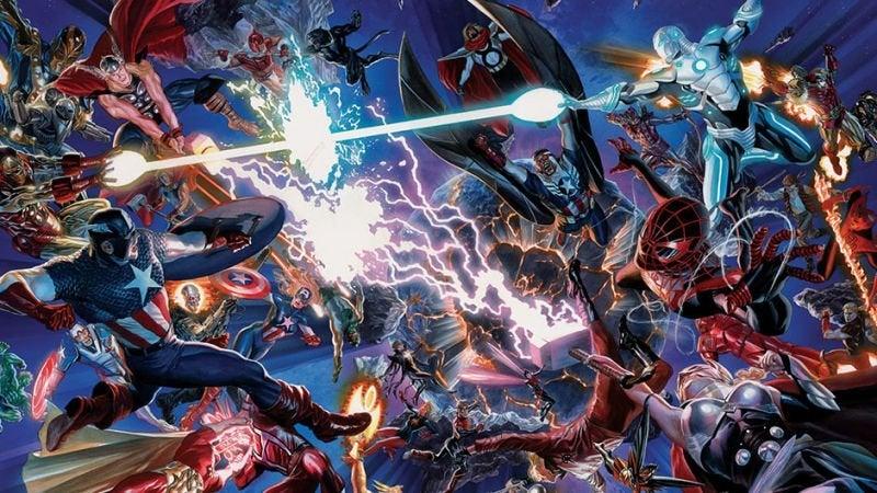 Avengers 3 4 Secret Wars Movie Russo Bros MCU