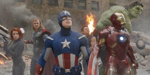 Avengers 4 title Avengers Forever