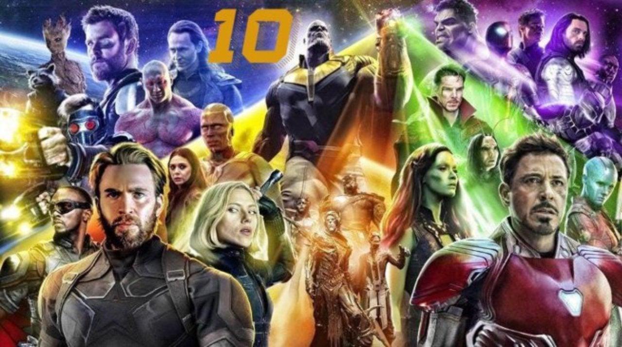 Avengers Infinity War 10 Days Teaser Released