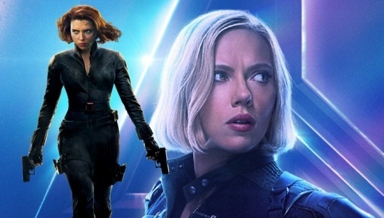 Avengers Infinity War Black Widow movie ComicBookcom