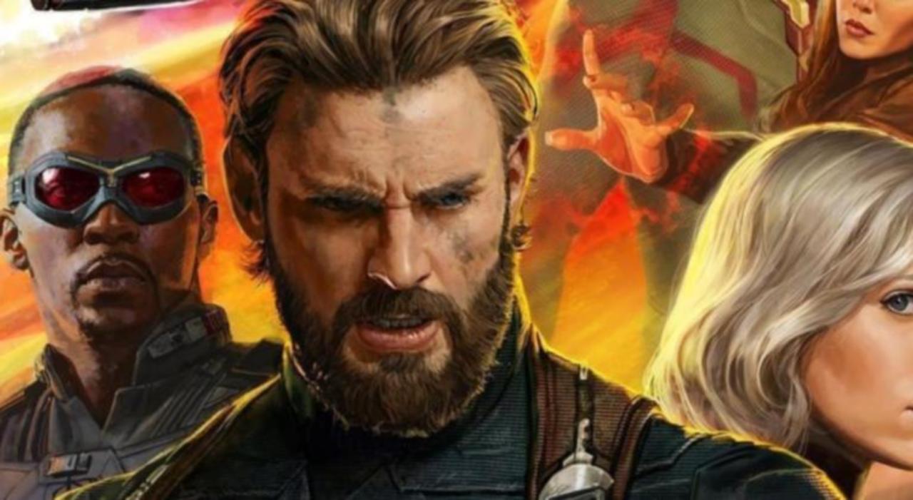 avengers: infinity war': chris evans reveals why captain america has