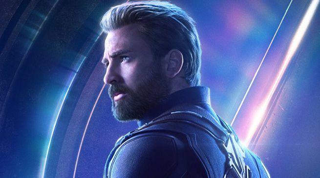 Avengers Infinity War Character Posters - Captain America