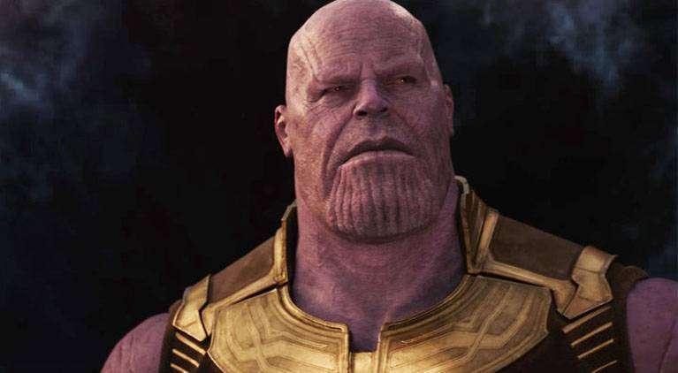 avengers infinity war cinemascore thanos