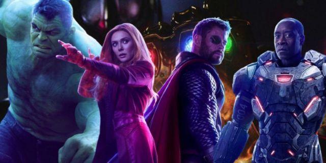 Avengers Infinity War comicbookcom