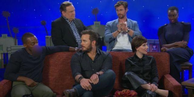 Avengers Infinity War Conan