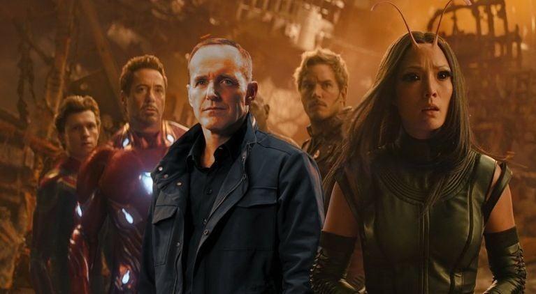 avengers-infinity-war-coulson-clark-gregg-red-carpet