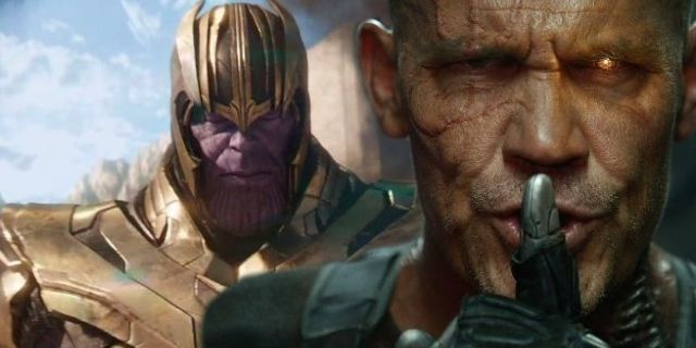 'Avengers: Infinity War's Josh Brolin Reveals His Favorite Marvel Movies