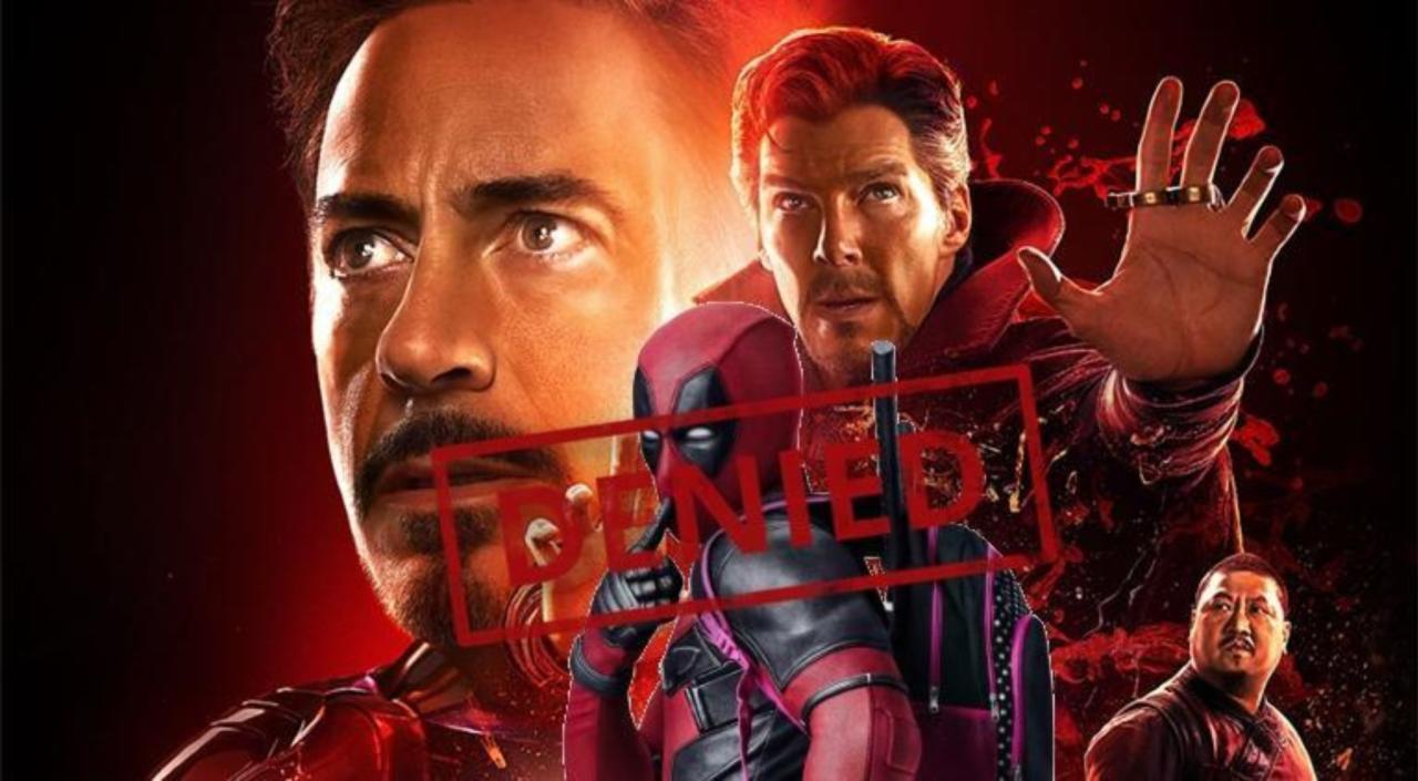 Deadpool Gets Rejected as Ryan Reynolds Congratulates