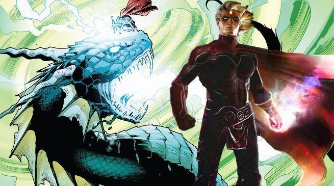 Avengers Infinity War Deleted Scenes Adam Warlock Midgard Serpent