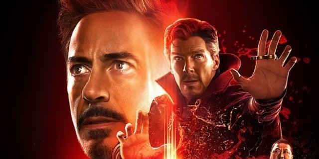 Unused Avengers: Endgame Concept Art Shows Tony Stark Wearing the Cloak of Levitation, Dr. Strange Wearing Iron Man Armor
