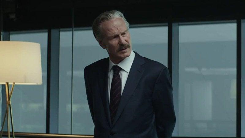 Avengers Infinity War General Thunderbolt Ross Cameo