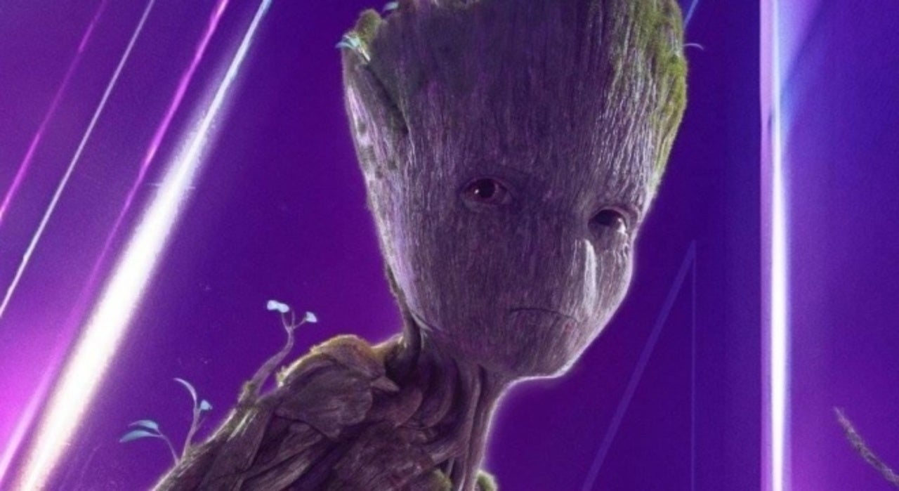 Avengers: Infinity War': Teenage Groot Is Basically a Kid Too Tall