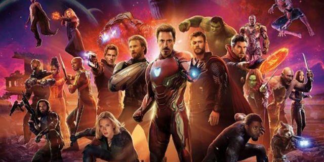 avengers infinity war how many heroes