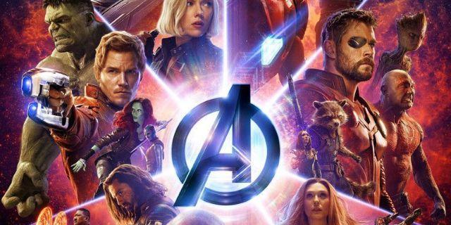 Avengers infinity War IMAX Poster
