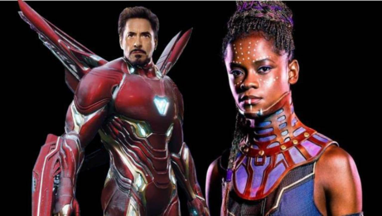 Avengers: Infinity War': Does Iron Man's New Armor Use