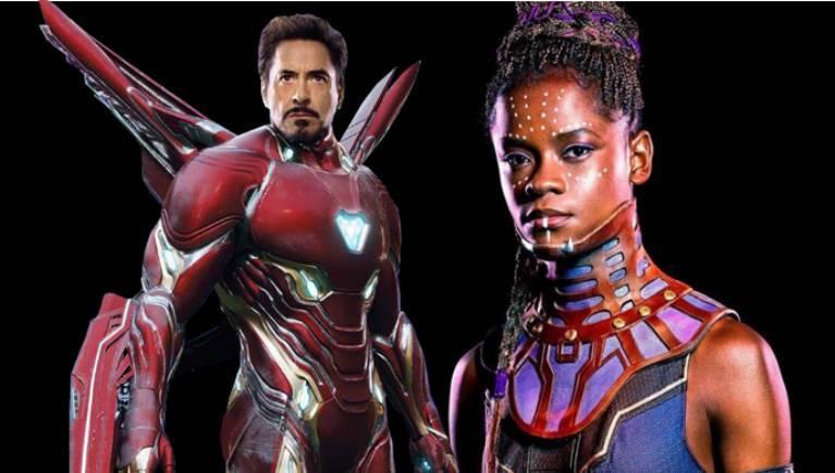 Avengers Infinity War Iron Man Shuri comicbookcom