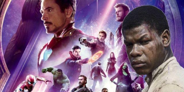 Avengers Infinity War John Boyega comicbookcom